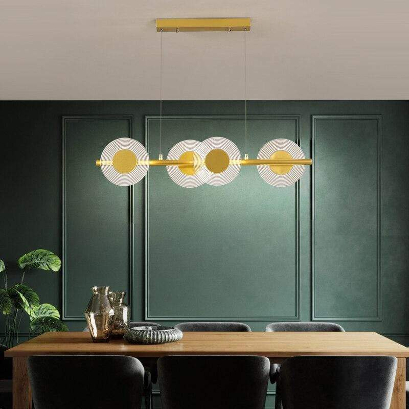 LUSTRE CIRCULAIRE LED