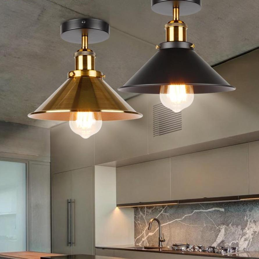 SUSPENSION LUSTRE INDUSTRIEL