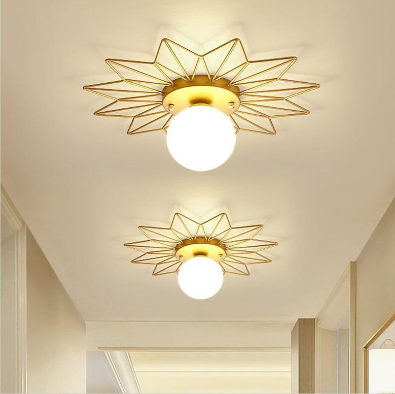 LUSTRE COURRONE LED