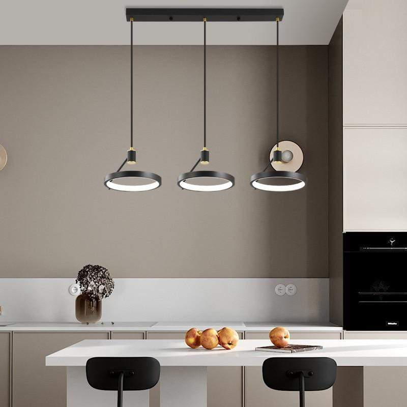 MODERNE SUSPENSION LUMINAIRE