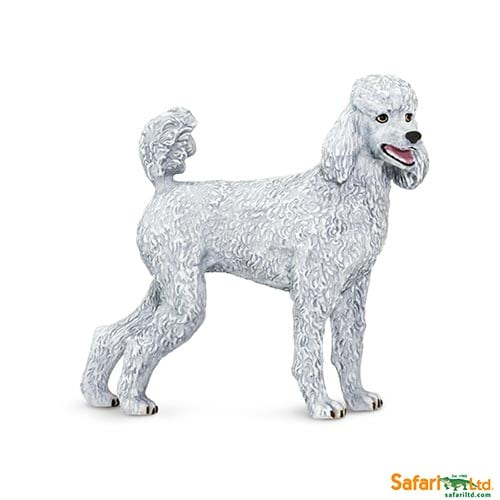 Safari Ltd Poodle (Best in Show Dogs) 100063