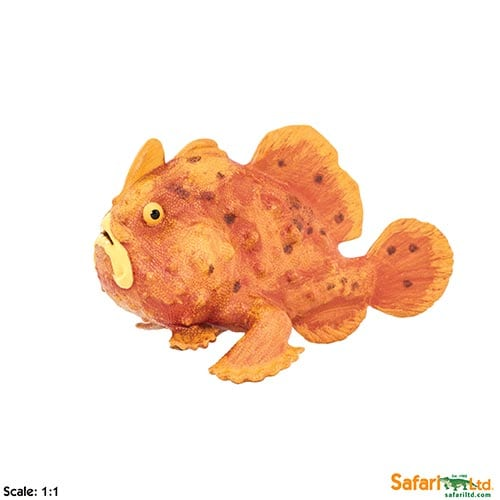 Safari Ltd Frog Fish Incredible Creatures 100070