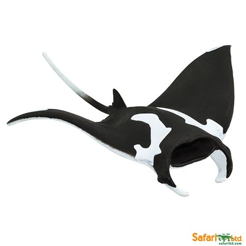 Safari Ltd Manta Ray (Wild Life Safari Sea Life) 100096