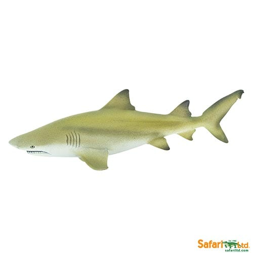 Safari Ltd Lemon Shark (Wild Safari Sea Life) 100097