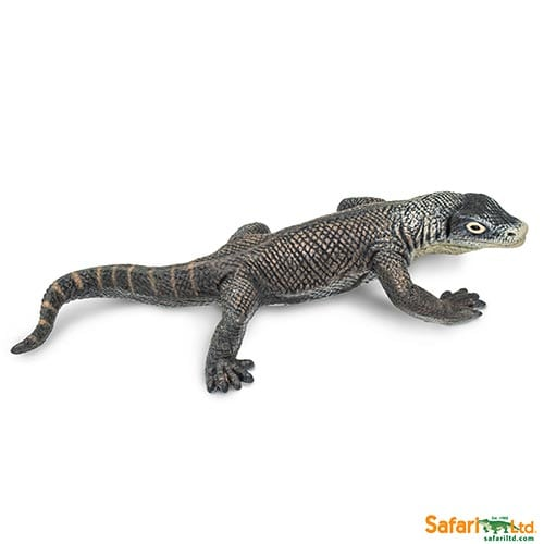 Safari Ltd Komodo Dragon (Wild Safari Wildlife) 100263