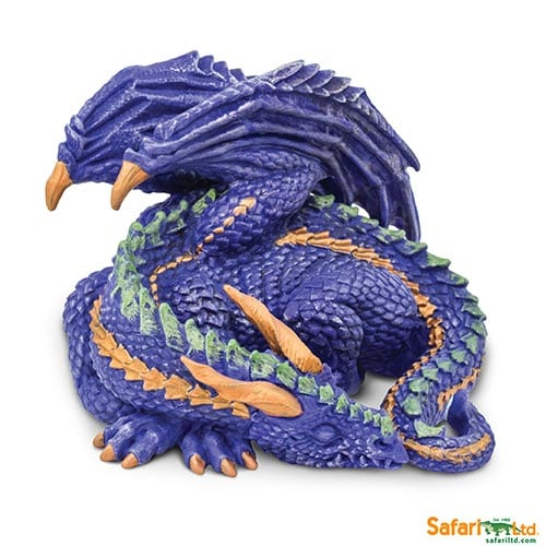 Safari Ltd Sleepy Dragon 10141