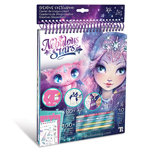 Nebulous Stars Creative Sketchbook Nebulia 11101