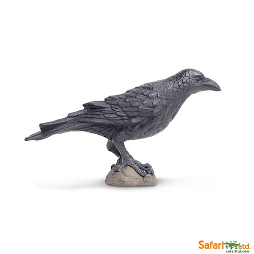 Safari Ltd Raven (Wings of the World Birds) 150829