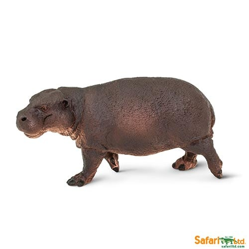 Safari Ltd Pygmy Hippo ( Wild Safari Wildlife) 229229