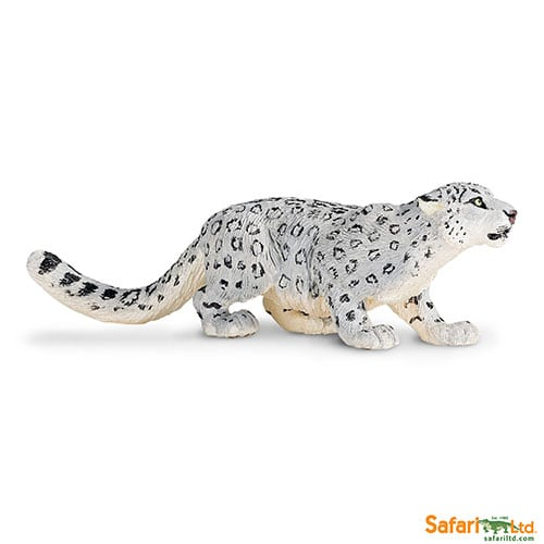 Safari Ltd Snow Leopard (Wild Safari Wildlife) 237529