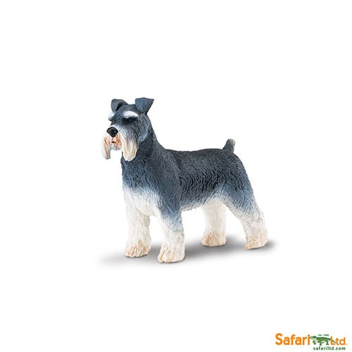 Safari Ltd Schnauzer (Best in Show Dogs) 254329