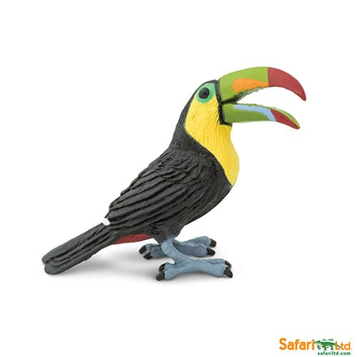 Safari Ltd Toucan (Wings Of The World Birds) 264129