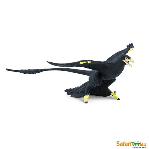 Safari Ltd Microraptor (Wild Safari Prehistoric World) 304129