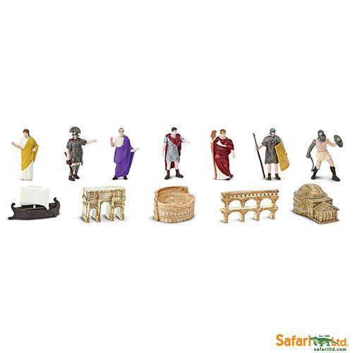 Safari Ltd Ancient Rome Super Toob 660304
