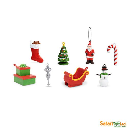 Safari Ltd Christmas Designer Toob 677404