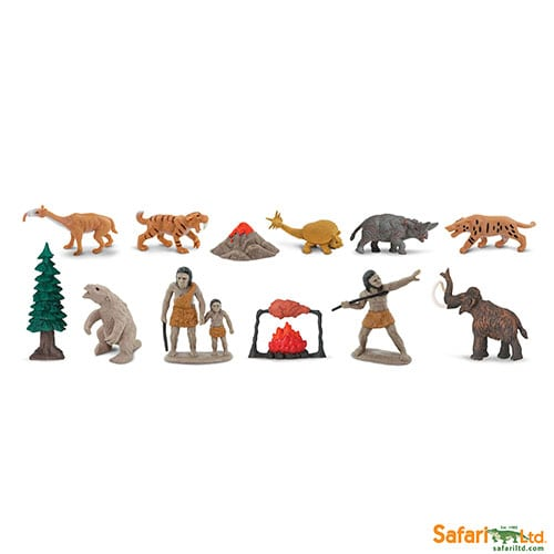 Safari Ltd Prehistoric Life Toob 681004
