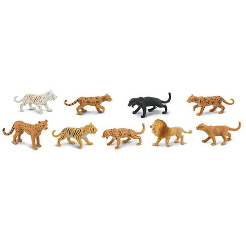 Safari Ltd Big Cats Toob 694604
