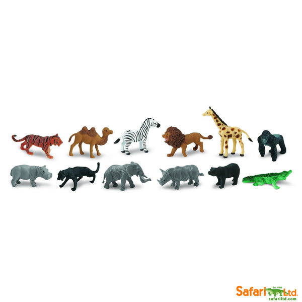 Safari Ltd Wild Toob 695004