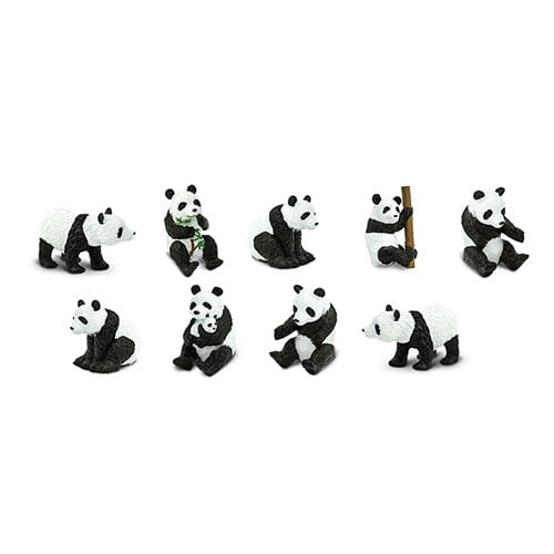 Safari Ltd Pandas Toob 697304
