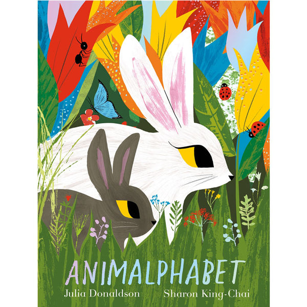 Books Animal Alphabets Paper Back