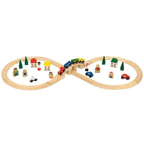 Big Jigs Figure of Eight Train Set BJT012