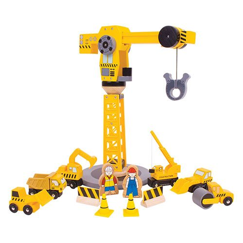 Big Jigs Big Crane Construction Set BJT200