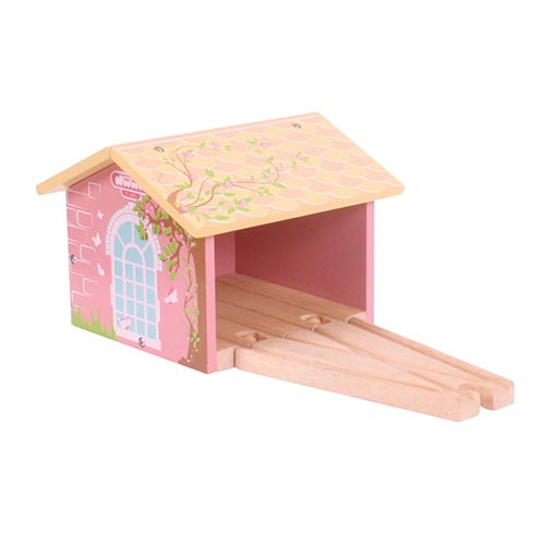 Big Jigs Pink Double Engine Shed BJT238