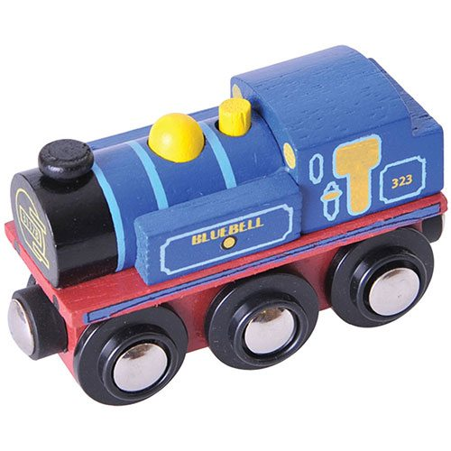 Big Jigs Bluebell Engine (Heritage Collection) BJT423