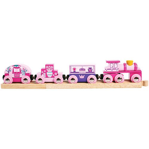 Big Jigs Princess Train BJT451