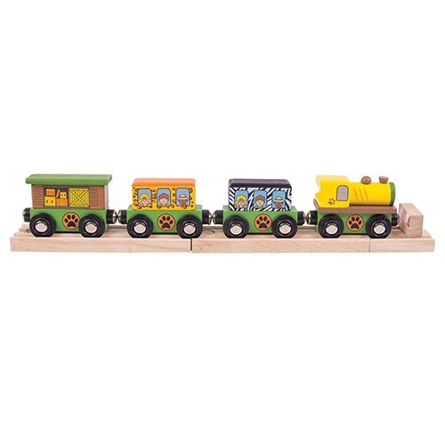 Big Jigs Safari Train BJT481