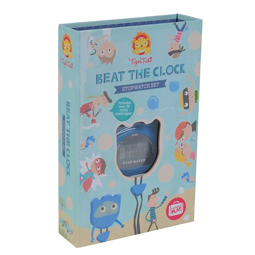 Tiger Tribe Beat the Clock, Stopwatch Set 14 003 (Bestseller)