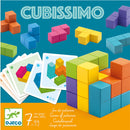 Educational Games Djeco Brain Teaser Cubissimo
