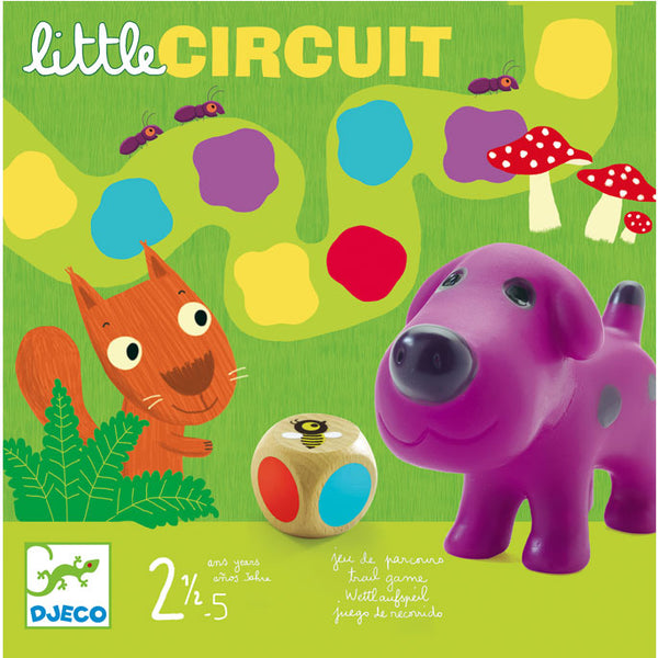 Educational Game Djeco Little Circuit