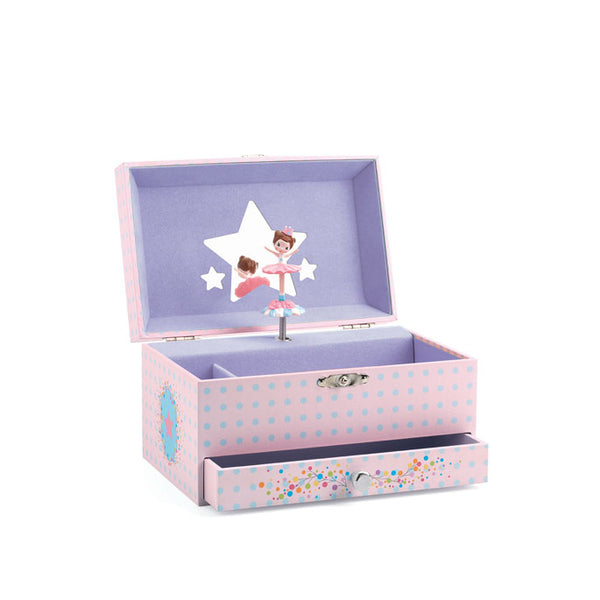"Musical jewellery box ""The Ballerina's tune"""