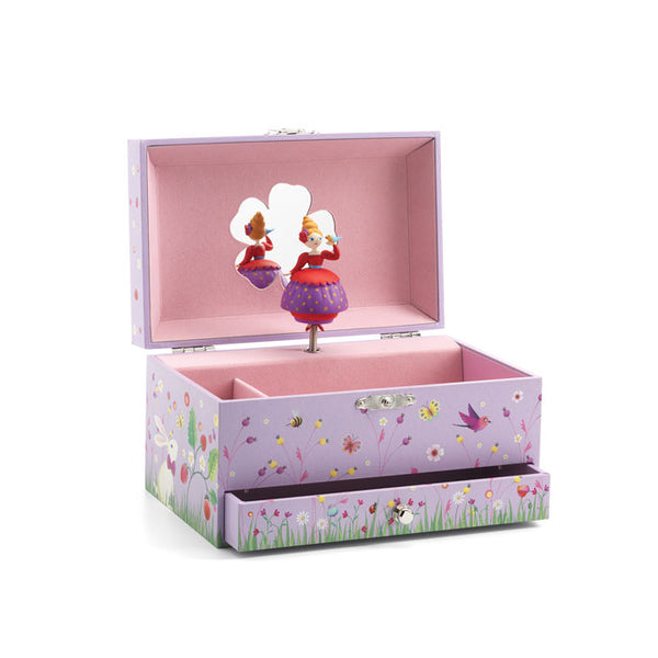 "Musical Jewellery Box ""Princess Melody"""