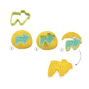 Djeco Play Dough Press Moulds Pet Animals