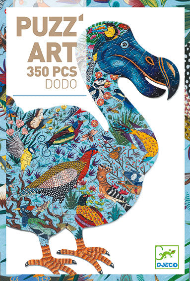 Djeco Puzzle Art Dodo 350 Pieces