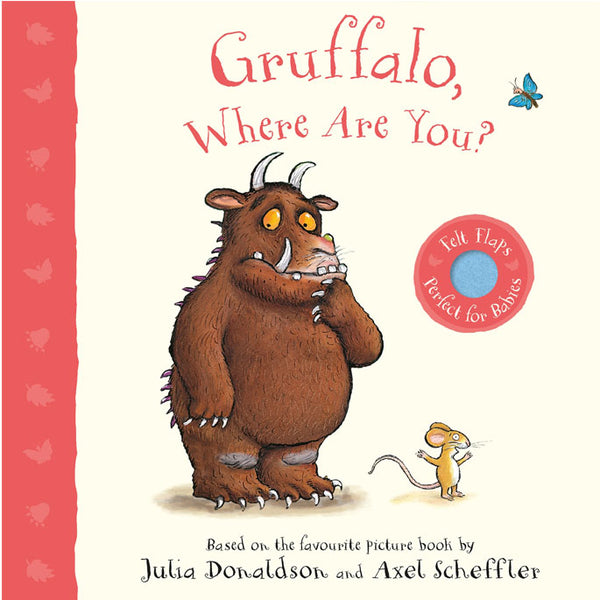 Books Gruffalo Where Are You? Board Book