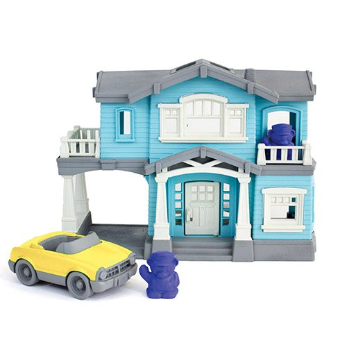 Green Toys House Playset GTPHSE 1239