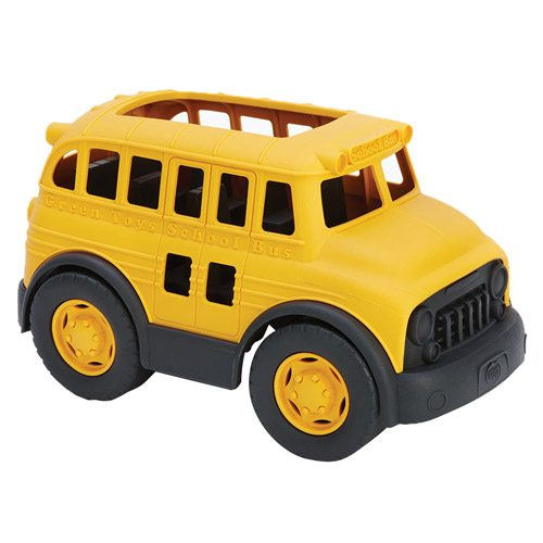 Green Toys Yellow School Bus SCHY 1009