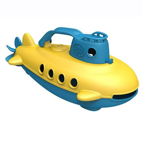 Green Toys Submarine Blue Handle SUBB 1032