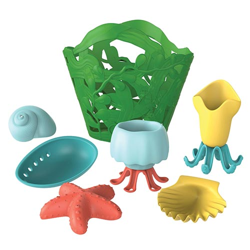 Green Toys Tide Pool Bath Set GTTDP11311