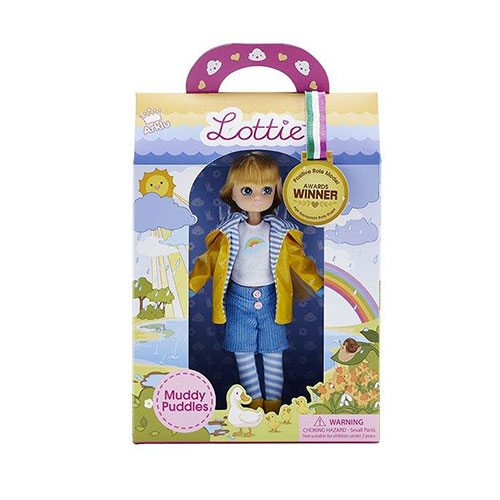Lottie Doll Muddy Puddles  LT055