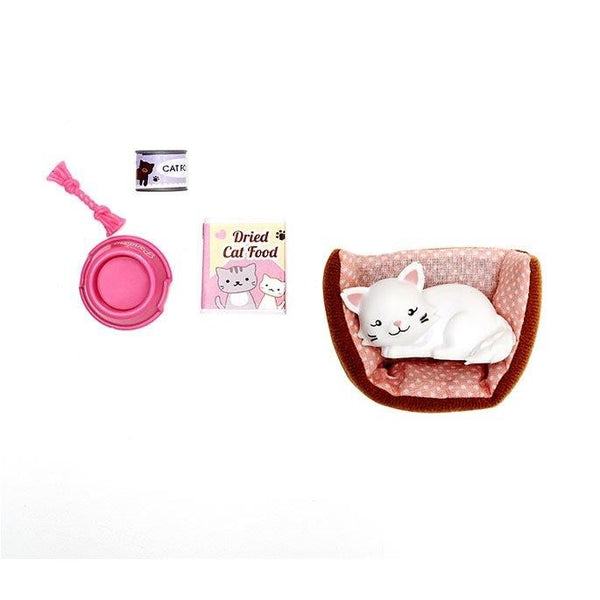 Lottie Accessory Set Pandora the Persian Cat LT032