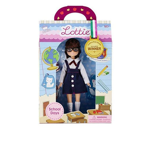 Lottie Doll School Days LT058
