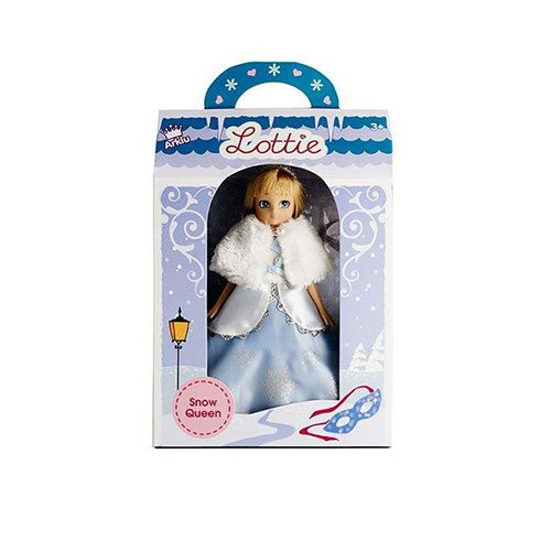 Lottie Doll Snow Queen LT003