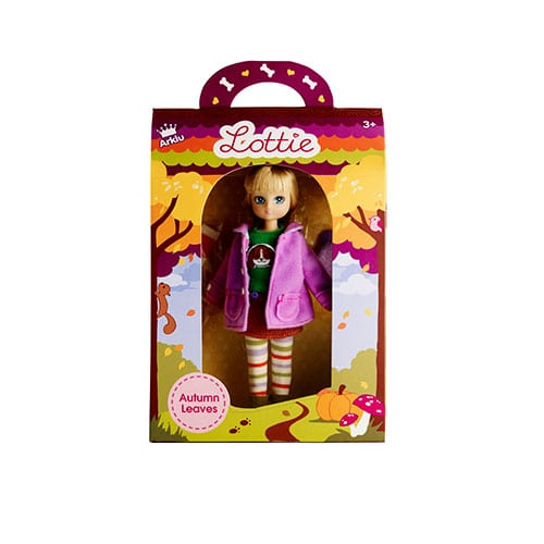 Lottie Doll Autumn Leaves LT002