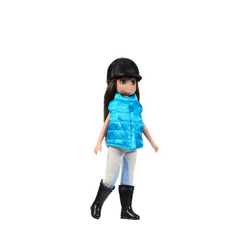 Lottie Doll Outfit Set Saddle Up Pony LT069