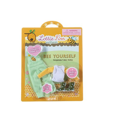 Lottie Doll Outfit Set Bee Yourself LT079