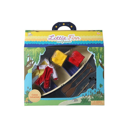 Lottie Canoe Adventure Playset LT088
